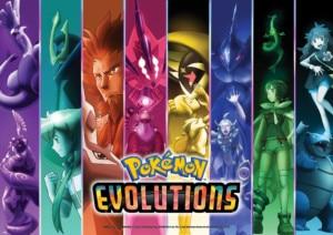 pokémon evolução